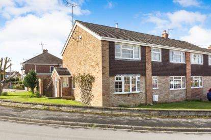4 Bedrooms Semi Detached House for sale in Brymore Close, Prestbury, Cheltenham, Gloucestershire