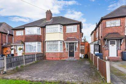 3 Bedrooms Semi Detached House for sale in Great Stone Road, Northfield, Birmingham, West Midlands