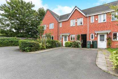 2 Bedrooms Terraced House for sale in Dunster Place, Holbrooks, Coventry, West Midlands