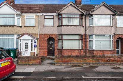 3 Bedrooms End Of Terrace House for sale in Morland Road, Holbrooks, Coventry, West Midlands
