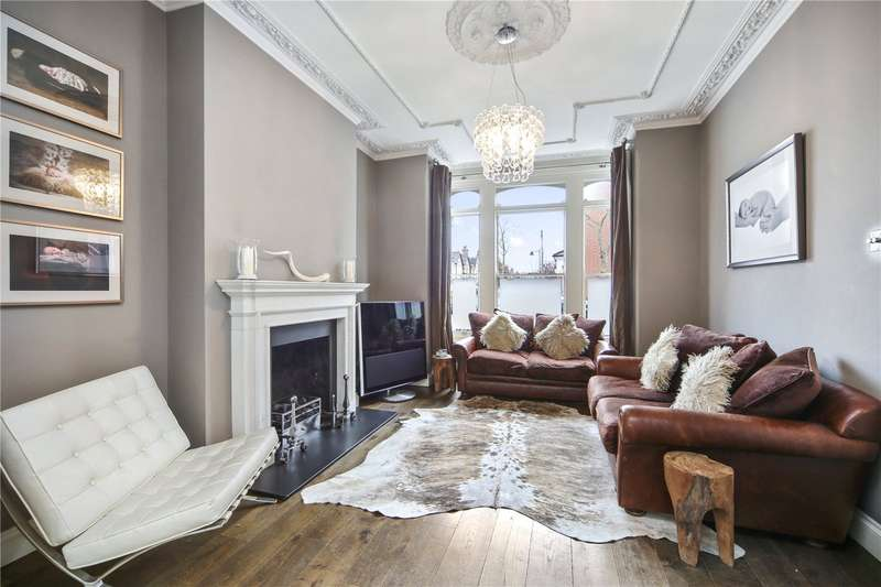 4 Bedrooms House for rent in Fergus Road, Highbury, N5