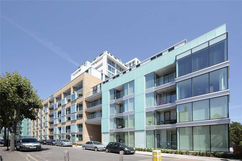 1 Bedroom Apartment Flat for sale in Beacon Tower, 1 Spectrum Way, Wandsworth, London, SW18