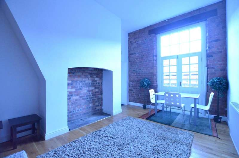 2 Bedrooms Apartment Flat for sale in Benson Court, 10 Benson Street, Liverpool, L1