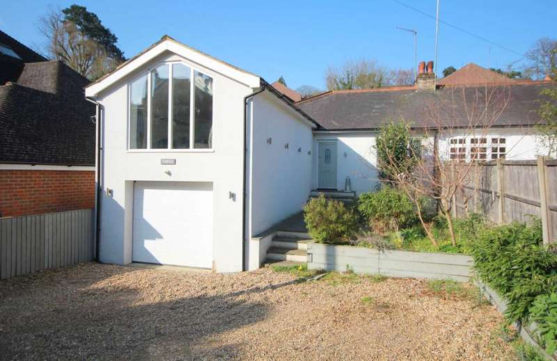 2 Bedrooms Semi Detached House for sale in SPACIOUS and HIGHLY INDIVIDUAL BUNGALOW in Boxmoor