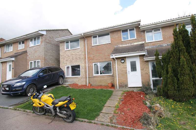 4 Bedrooms Semi Detached House for sale in Riverford Close, Extended Four Bedroom Family Home