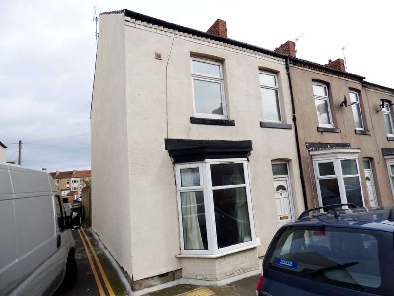 5 Bedrooms Terraced House for sale in Cleveland Street, Redcar