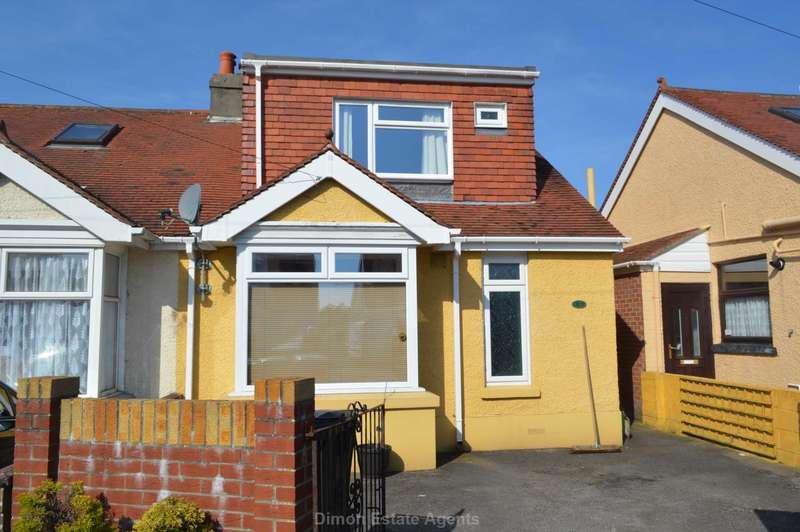 3 Bedrooms Semi Detached Bungalow for sale in Northcroft Road, Gosport