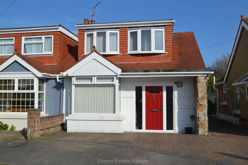 3 Bedrooms Semi Detached House for sale in Newport Road, Gosport