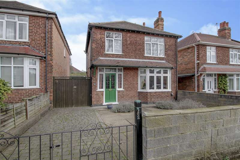 3 Bedrooms Detached House for sale in Central Avenue, Beeston, Nottingham