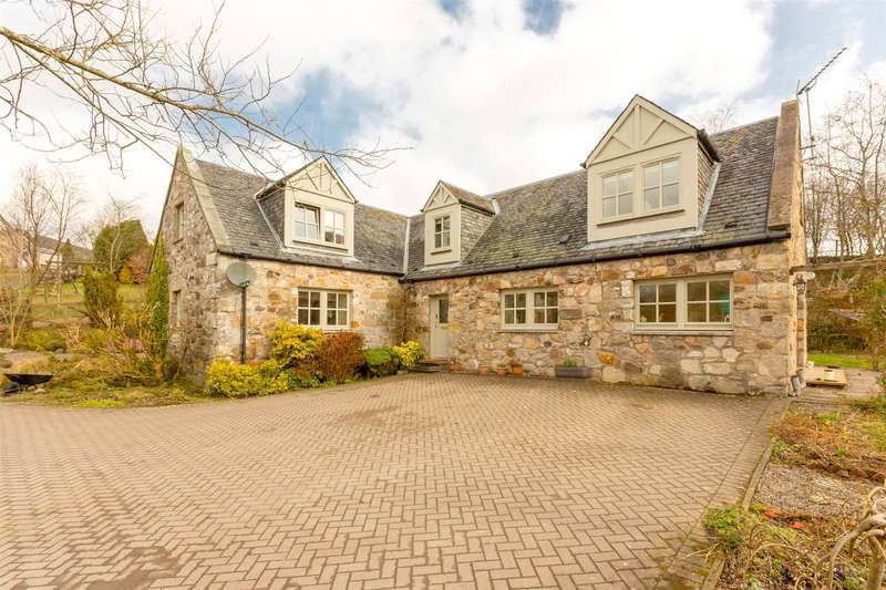 4 Bedrooms Detached House for sale in Mill House, Rumbling Bridge, Kinross, Perthshire, KY13