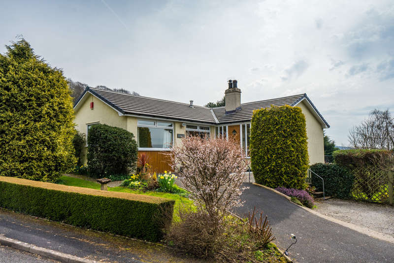 3 Bedrooms Detached Bungalow for sale in Bramble Howe, 9 Crow Wood, Brigsteer, Kendal, Cumbria, LA8 8AW