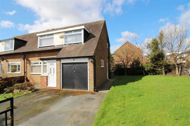 3 Bedrooms Semi Detached House for sale in Kent Road, Pudsey, LS28 N9DP