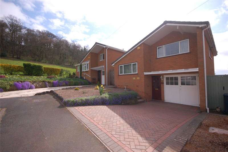 3 Bedrooms Detached House for sale in 10 Firtrees, Bridgnorth, Shropshire, WV15
