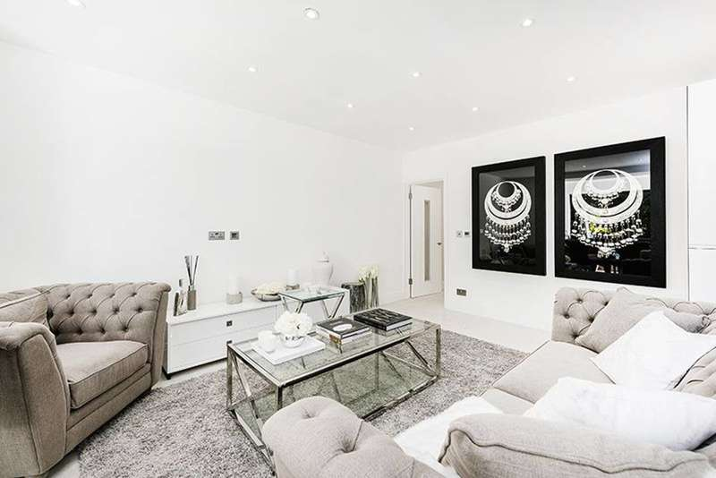 2 Bedrooms Flat for sale in Kensal Rise, Kensal Rise, NW6