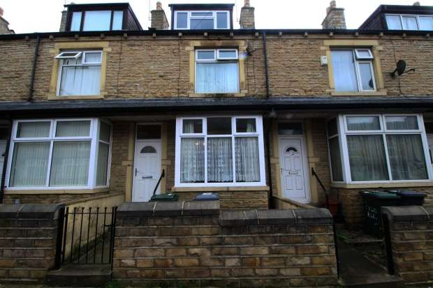 3 Bedrooms Terraced House for sale in Evelyn Avenue, Bradford, West Yorkshire, BD3 7AD