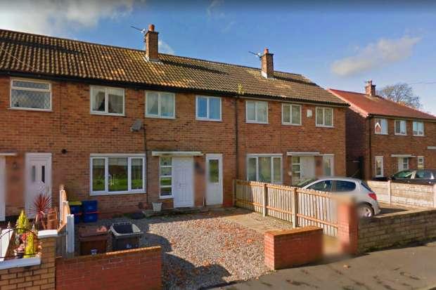 3 Bedrooms Terraced House for sale in Oakworth Avenue, Preston, Lancashire, PR2 6SQ