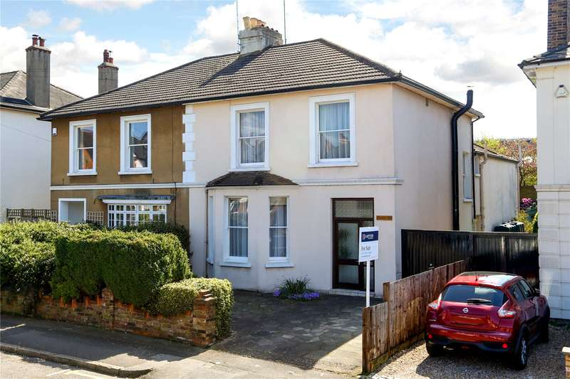 5 Bedrooms Semi Detached House for sale in Lower Kings Road, Kingston upon Thames, KT2