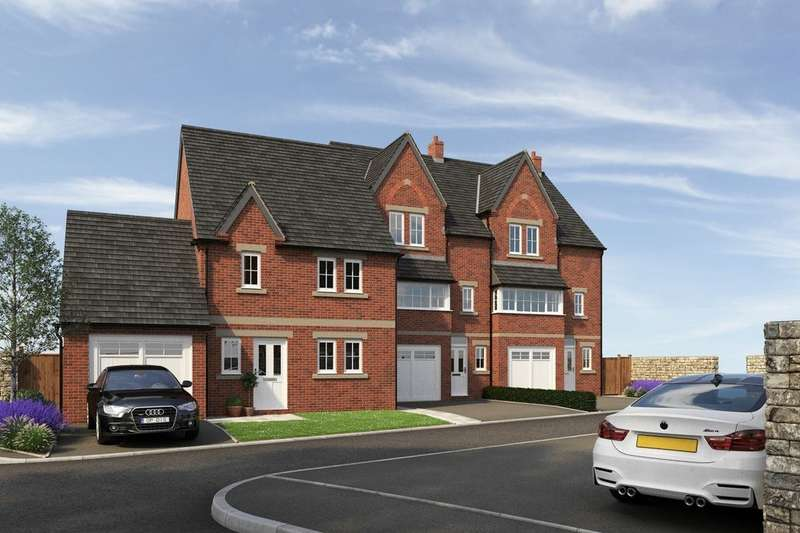 4 Bedrooms Semi Detached House for sale in Sycamore Park Moor Road, Bestwood Village, Nottingham, NG6