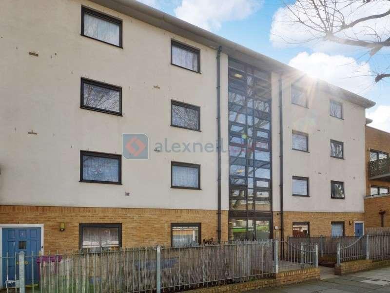 2 Bedrooms Flat for sale in Aberfeldy Street, Poplar E14