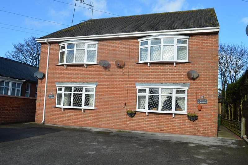 2 Bedrooms Apartment Flat for sale in New Road, Hornsea, HU18