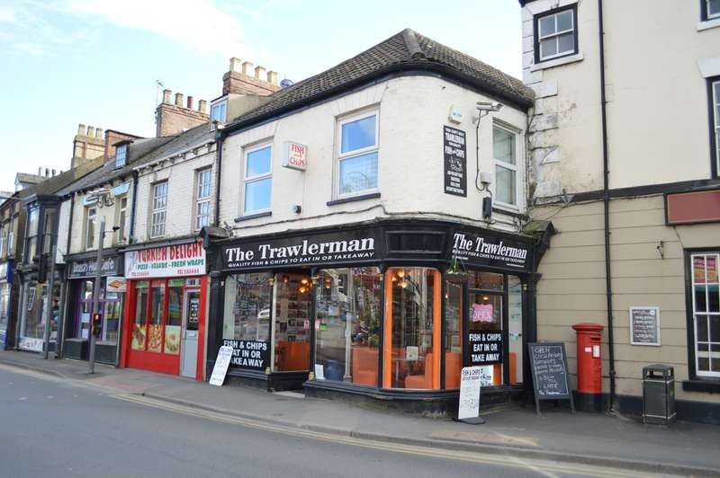 1 Bedroom Commercial Property for sale in Market Place, Hornsea, HU18