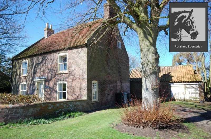 4 Bedrooms Farm House Character Property for sale in West End, Fen Lane, Conisholme, LN11