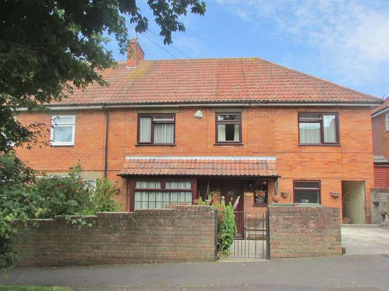 5 Bedrooms Semi Detached House for sale in St Edmunds Road, Glastonbury