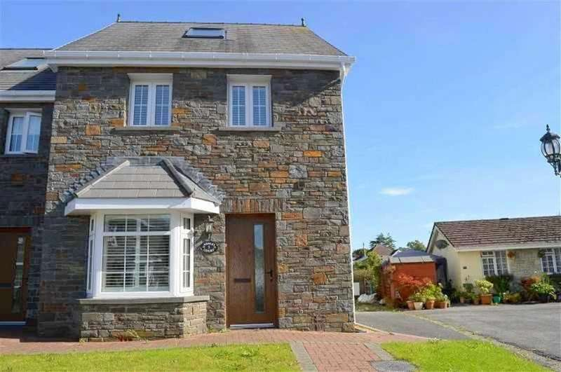 3 Bedrooms End Of Terrace House for sale in Ashley Court, Crofty, Swansea