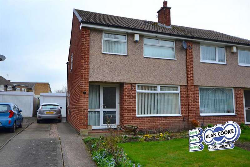 3 Bedrooms Semi Detached House for sale in Plantation Gardens, Alwoodley