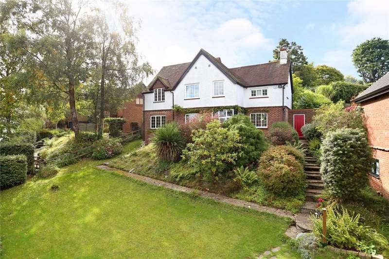 5 Bedrooms Detached House for sale in College Hill, Haslemere, Surrey