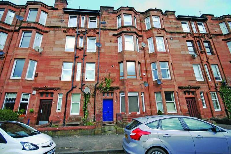 1 Bedroom Ground Flat for sale in 12 Garry Street, Cathcart, Glasgow, G44 4AY