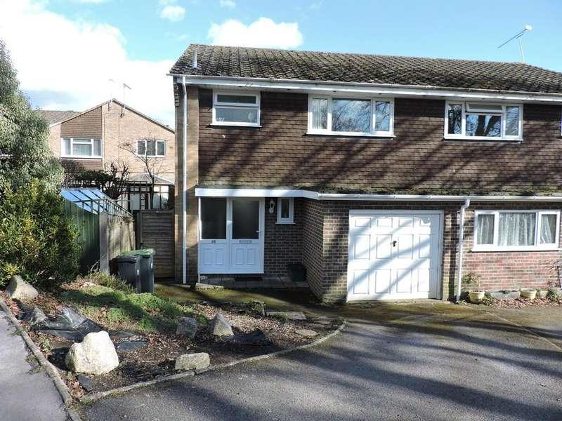 3 Bedrooms Semi Detached House for sale in Colehill, Wimborne