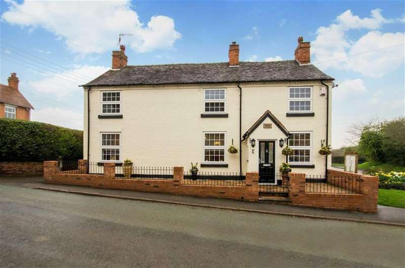 4 Bedrooms Detached House for sale in Inn Lane, Kidderminster, DY11