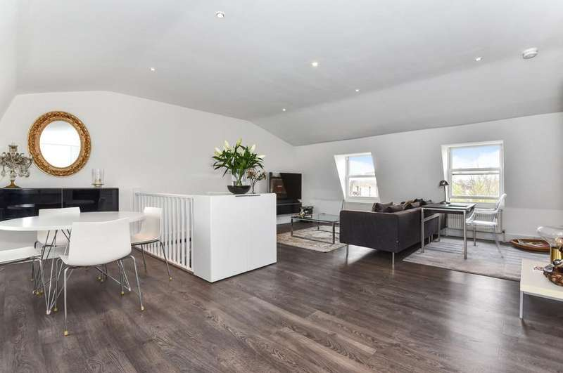 2 Bedrooms Apartment Flat for sale in Kennington Lane, SE11
