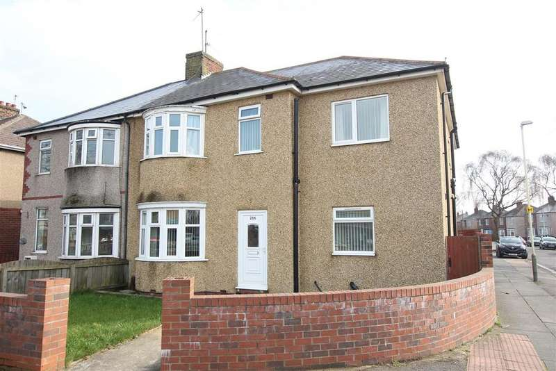 5 Bedrooms Semi Detached House for sale in Yarm Road, Darlington