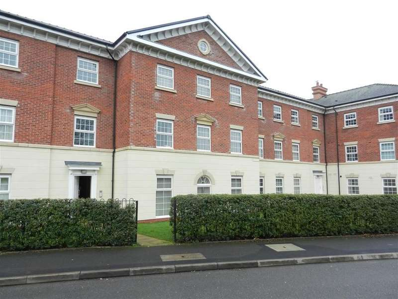 2 Bedrooms Apartment Flat for sale in Acton Hall Walks, Wrexham