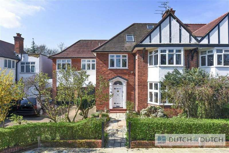 6 Bedrooms House for sale in Harman Drive, Hocroft Estate, London