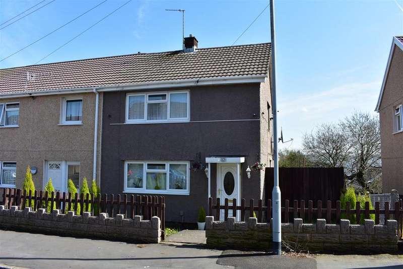 3 Bedrooms End Of Terrace House for sale in Lon Hafren, Morriston, Swansea
