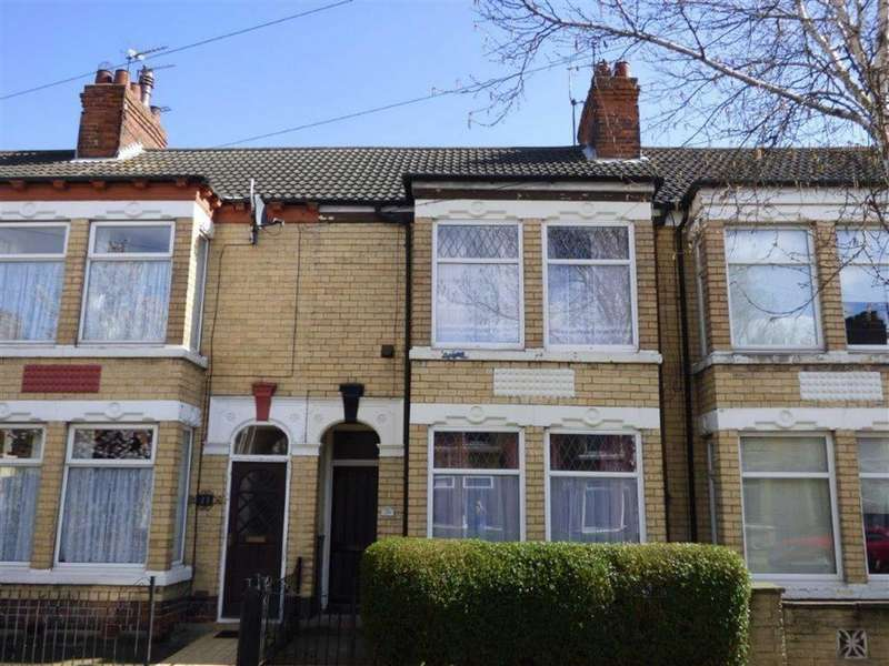 3 Bedrooms Terraced House for sale in Southcoates Avenue, Hull, East Yorkshire, HU9