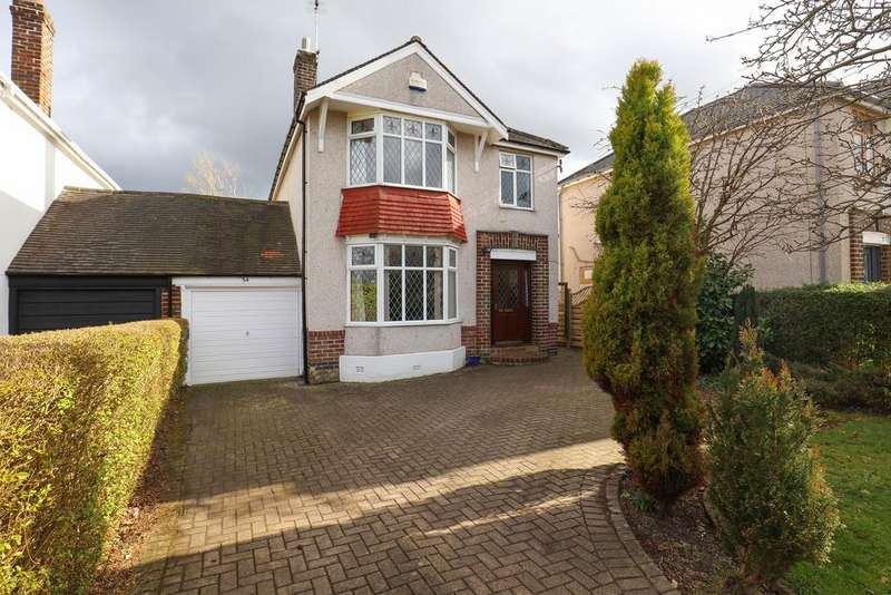 3 Bedrooms Detached House for sale in Hemper Lane, Greenhill