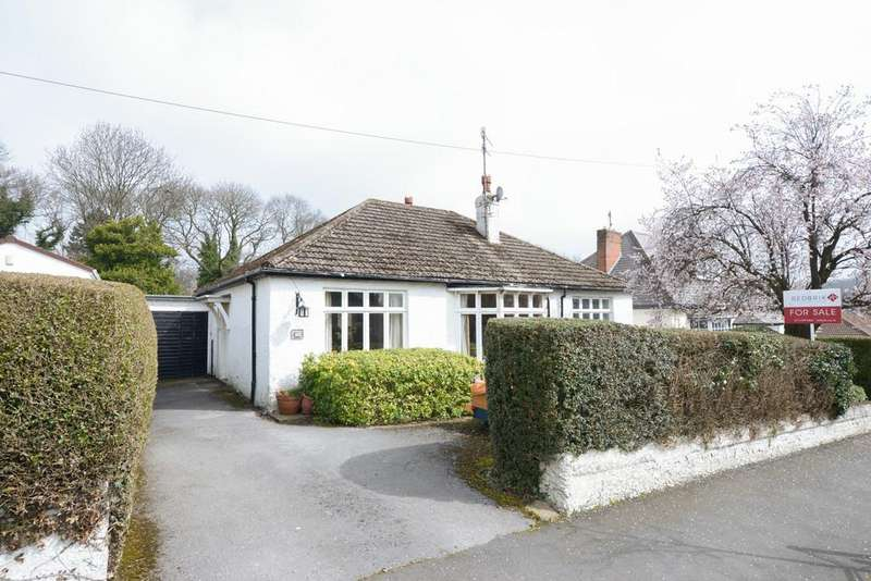 3 Bedrooms Detached Bungalow for sale in Bushey Wood Road, Dore