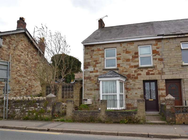 3 Bedrooms House for sale in Western Terrace, Bodmin