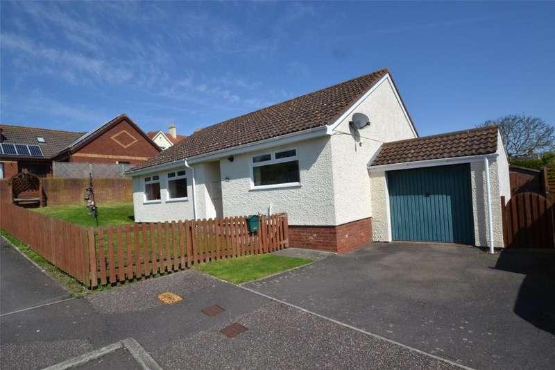 2 Bedrooms Detached Bungalow for sale in Wedlakes, Watchet