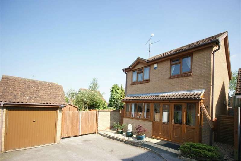 3 Bedrooms Detached House for sale in Egremont Drive, Lower Earley, READING, Berkshire