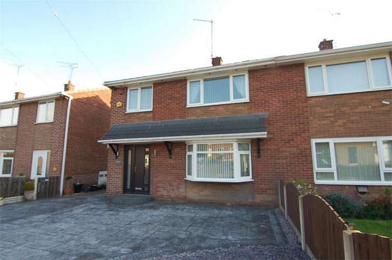 3 Bedrooms Semi Detached House for sale in Springbank Close, BARNSLEY, South Yorkshire
