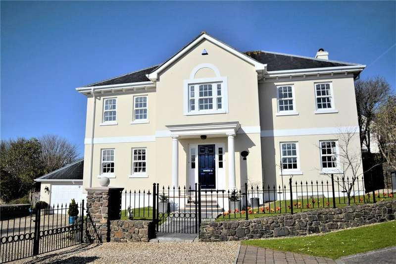 5 Bedrooms Detached House for sale in Ayleston Park, Modbury, Ivybridge, Devon, PL21