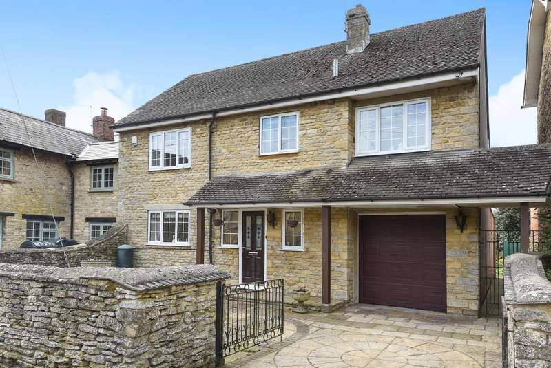 3 Bedrooms Detached House for sale in East Street, Fritwell, OX27