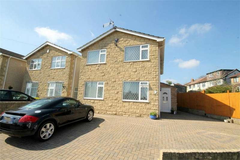 4 Bedrooms Detached House for sale in High Elm, Kingswood, Bristol