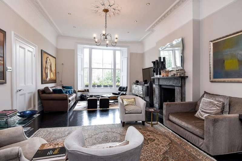 3 Bedrooms Apartment Flat for sale in Haverstock Hill, NW3