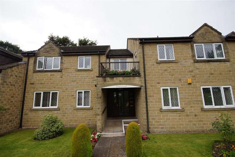 2 Bedrooms Apartment Flat for rent in Pinewood, Elm Wood Drive, Brighouse